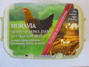 Vejce Moravia